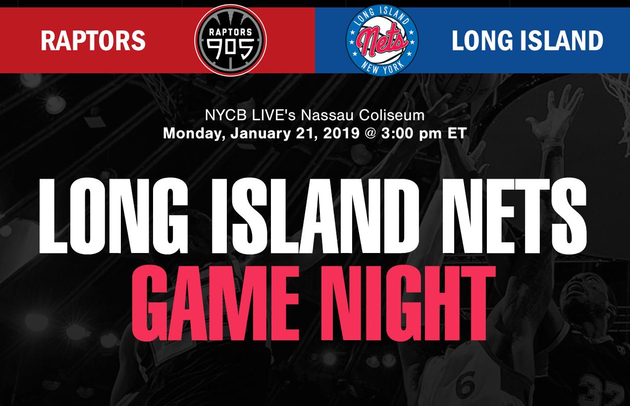 Nets Vs Raptors: Free LI Nets Scarf Give-Away THIS MONDAY At Nets Vs