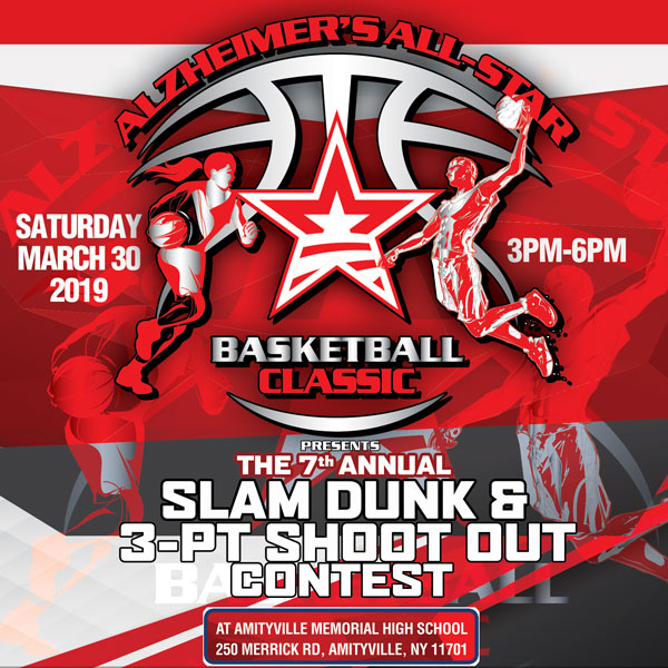 The Alzheimer's All-Star Slam Dunk & 3pt Contest -Save The